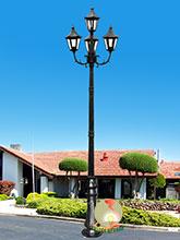 Trụ Đèn Tg09- F10
