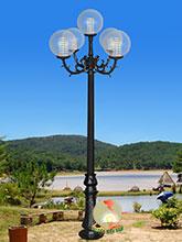 Trụ Đèn Tg09- F15