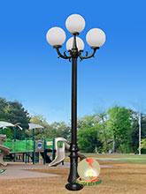 Trụ Đèn Tg09- F04