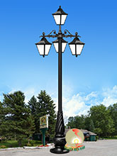 Trụ Đèn TG07-G032