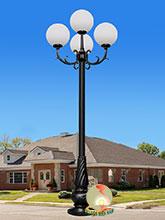 Trụ Đèn TG07-G18