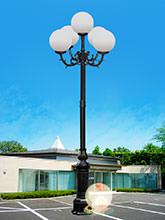 Trụ Đèn TG05-E02