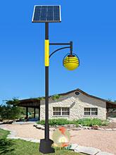 Trụ Đèn Sân Vườn Năng Lượng MSV-12