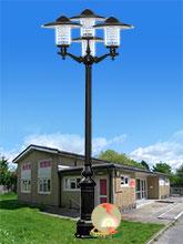 Trụ Đèn TG05-E016