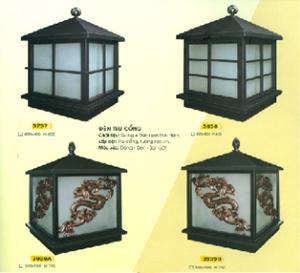 Đèn trụ cổng DTC01