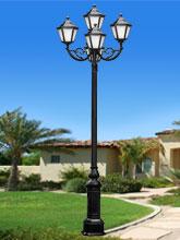 Cột đèn TG05 - E20