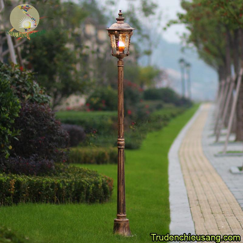 Trụ đèn sân vườn là gì, Tại sao bề mặt trụ bong tróc