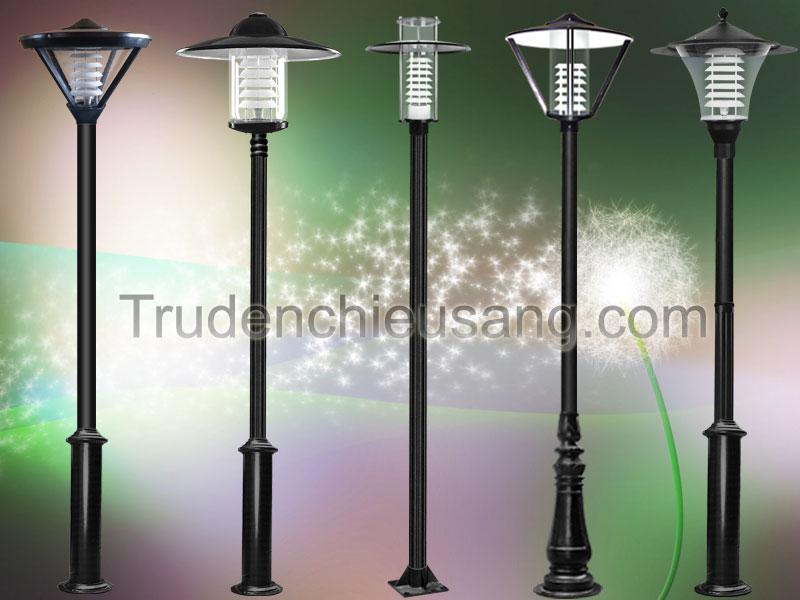 cột đèn trang trí sân vườn giá rẻ