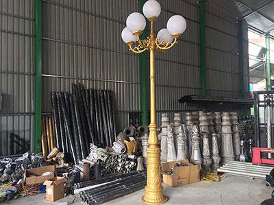 Cách chọn đèn trang trí sân vườn cho không gian phù hợp